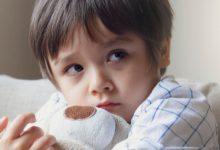 علاج الخوف عند الاطفال