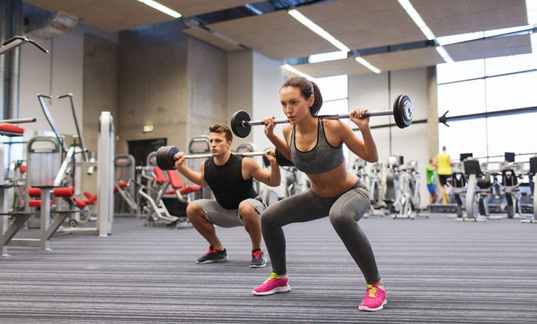 تكبير الصدر بالتمارين الرياضية