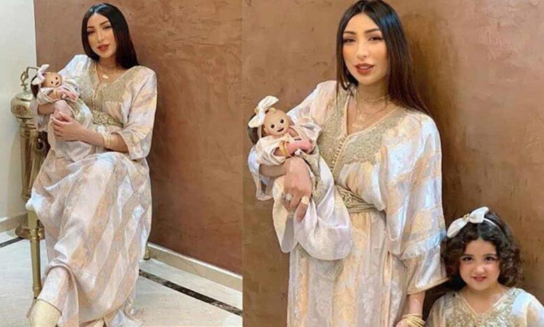 غناء غزل الترك إبنة دنيا بطمة يثير اعجاب جمهورها