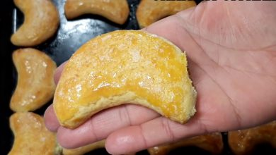 حلوة زمان ف 10 دقائق حلويات سهلة وسريعة