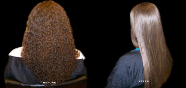 تعرفي إلى أضرار فرد الشعر بالكيراتين