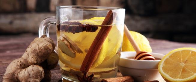 فوائد مشروب الزنجبيل والقرفة لتنحيف الكرش