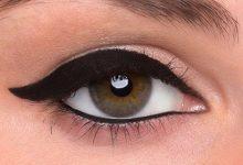 طريقة متقنة لرسم آيلاينر العيون