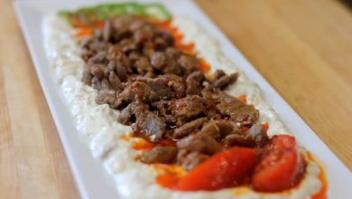 طريقة عمل طبق علي نازك التركي