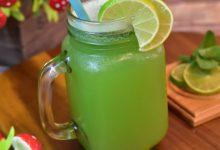 طريقة عمل عصير الليمون بالنعناع المنعش