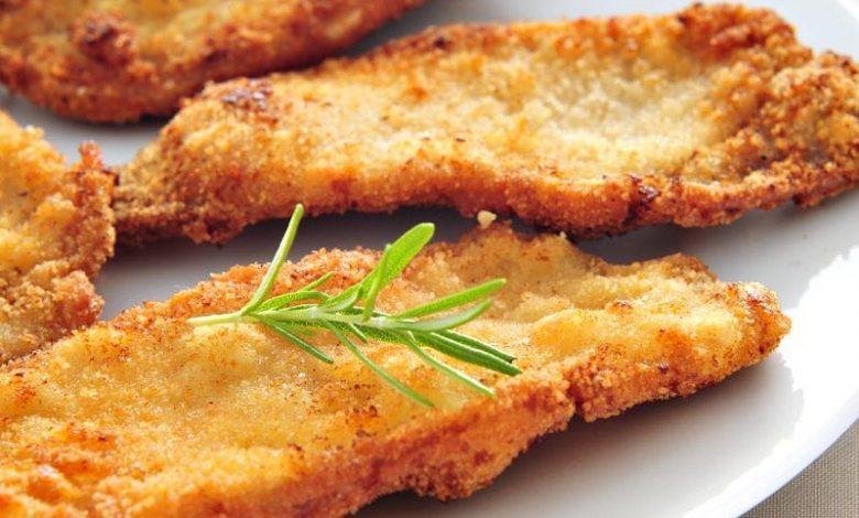 طريقة عمل سكالوبيني دجاج