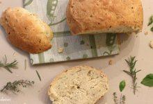 طريقة عمل خبز بالاعشاب