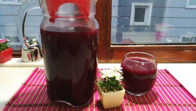 طريقة عمل عصير الزبيب العراقي