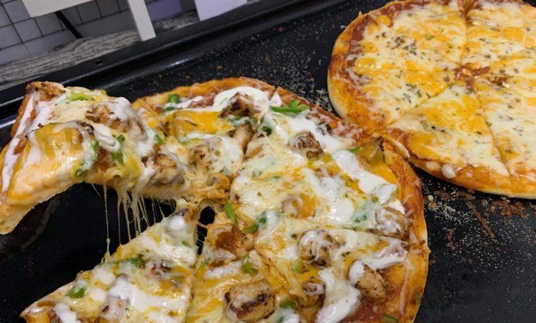 بيتزا الرانش من ألذ وأروع أنواع البيتزا