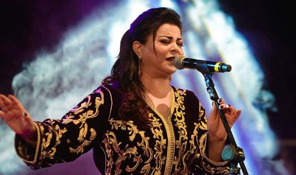 الفنانة المغربية لطيفة رأفت تحتفل بالسنة الأمازيغية الجديدة
