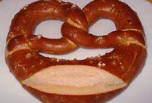 طريقه عمل خبز البريتزل الالماني