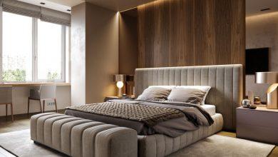 صور تصميمات حديثة لـغرف النوم