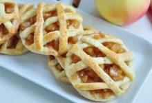 طريقة عمل كوكيز التفاح والقرفة