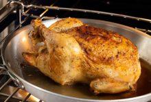 كيفية عمل الدجاج المحمر مثل المطاعم