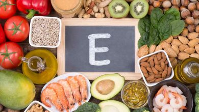 """فيتامين E"".. فوائده ومصادره"