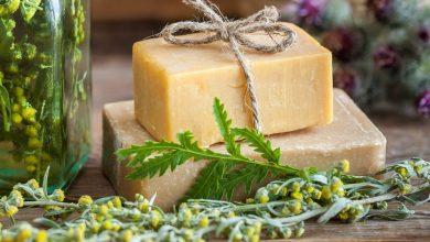 ما هو صابون الغار وفوائده الجمالية