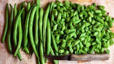 فوائد الفاصوليا الخضراء
