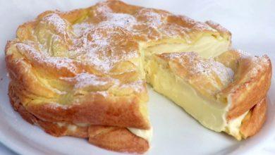 طريقة عمل الكعكة البولندية كارباتكا
