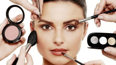 10 خطوات لإخفاء تجاعيد الوجه بالمكياج