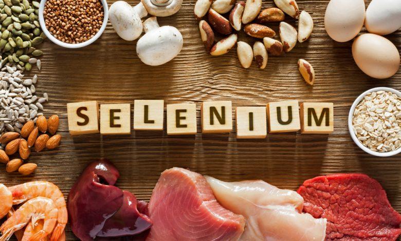 معلومات عن عنصر السيلينيوم