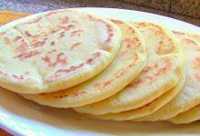 طريقة عمل خبز البطبوط المغربي