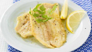 طريقة عمل السمك البلطى بالزيت والليمون