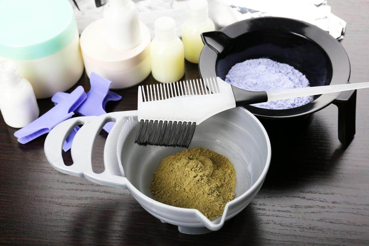 أفضل 3 وصفات هندية لتنعيم الشعر