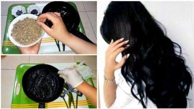 صبغات شعر طبيعية حسب نوع شعرك