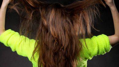 أفضل الخلطات الطبيعية لتكثيف الشعر وزيادة حجمه