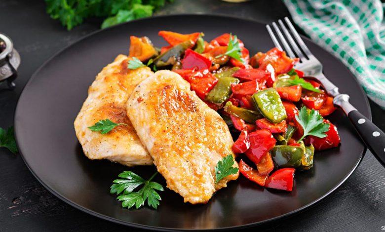 طريقة عمل اكلات صحية