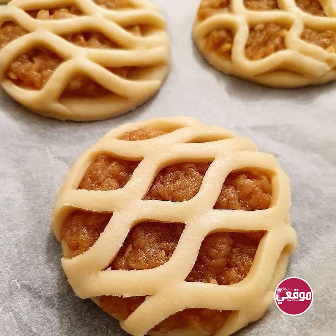 طريقة عمل فطيرة التفاح السهلة