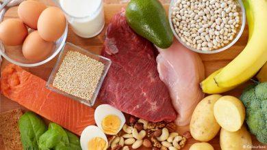 أفضل أنظمة غذائية متكاملة لجسم صحي سليم