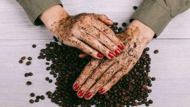 مقشرات القهوة لمحاربة السيلوليت