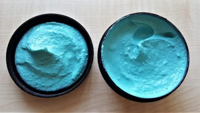 صابونية النيلة وماء الورد لتوحيد لون البشرة