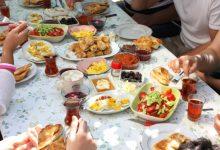 كيفية التغذية الصحية في رمضان