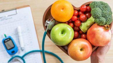 نظام غذائي لمرضى السكر للحفاظ على صحته