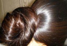 وصفة تجعل شعري قويا وكثيفا