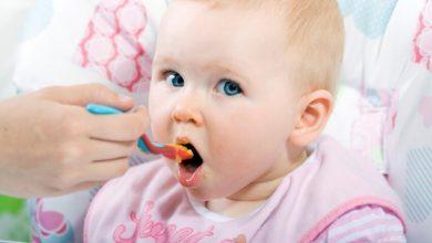 تغذية الطفل بعد الفطام