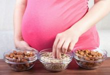أكلات صحية للحامل