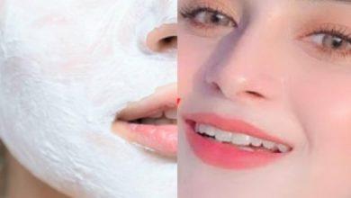 ماسك البرتقال لتبييض البشرة وتفتيح الوجه بطريقة خرافية