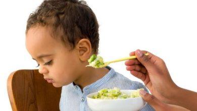 علاج فقدان الشهية عند الأطفال