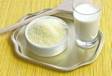 فوائد الحليب المجفف