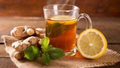فوائد شاي الزنجبيل
