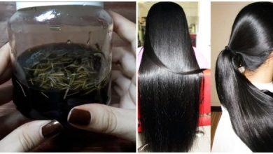 تركيبة تمنع تساقط الشعر وتجعله قوي كالحديد