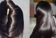 ماسك الثوم لتطويل الشعر وجعله ناعم كالحرير