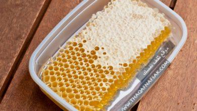 فوائد شمع العسل