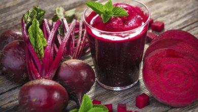 الفوائد الصحية لعصير البنجر