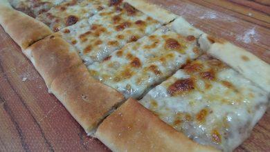 طريقة عمل فطائر الجبن باللحم