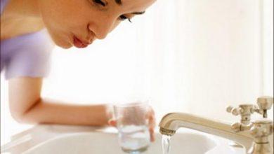 فوائد الماء والملح للفم