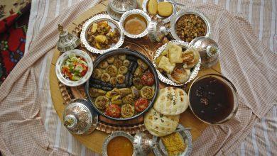 أهم الأكلات في شهر رمضان